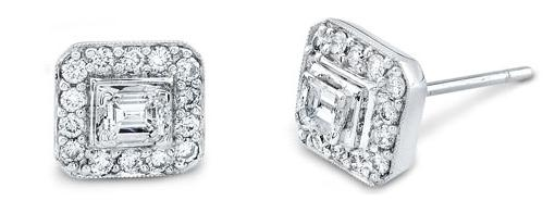 diamond earrings for sale in Rochester NY